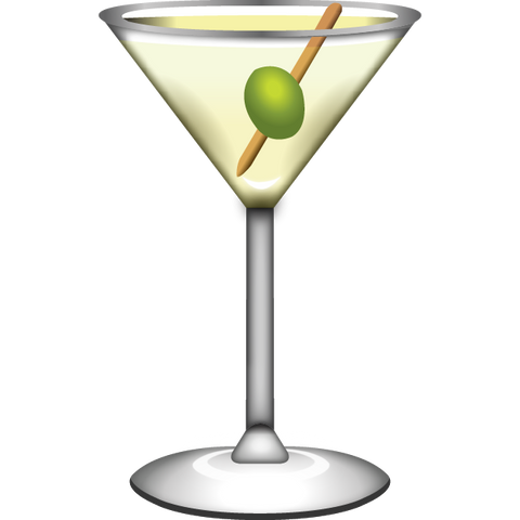 Margarita Cocktail Emoji