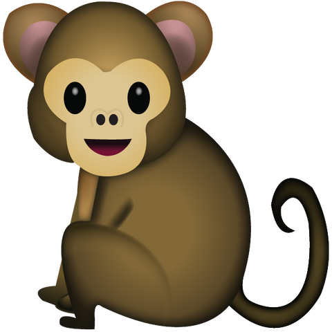 download monkey emoji Icon