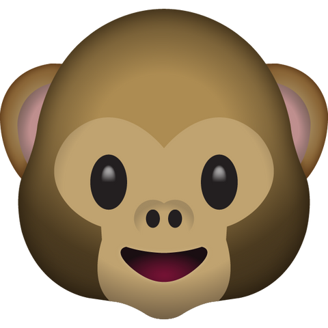 download monkey face emoji Icon