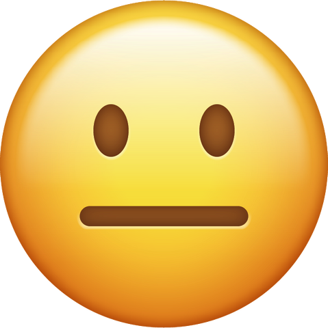 Neutral Emoji icon