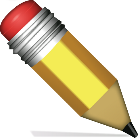 Download Pencil Emoji Icon