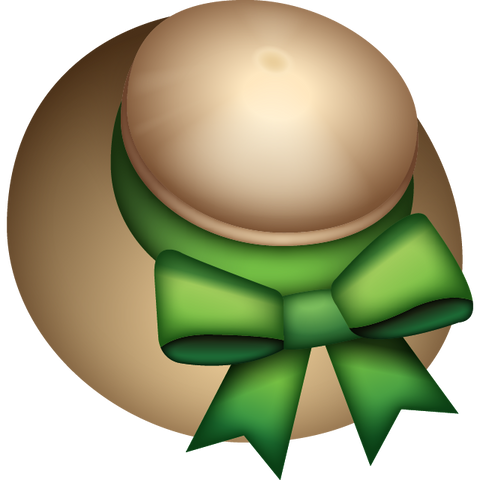 download picnic hat emoji Icon