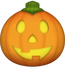 Download Pumpkin Emoji face [Iphone IOS Emojis in PNG]