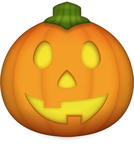 Pumpkin Emoji [Download Apple Emoji in PNG]