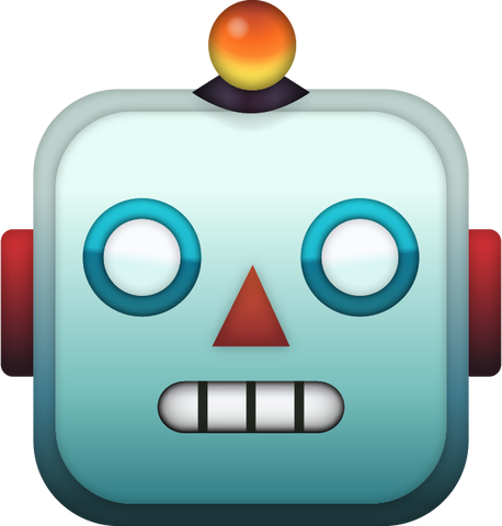 Robot Emoji [Download iPhone Emoji]