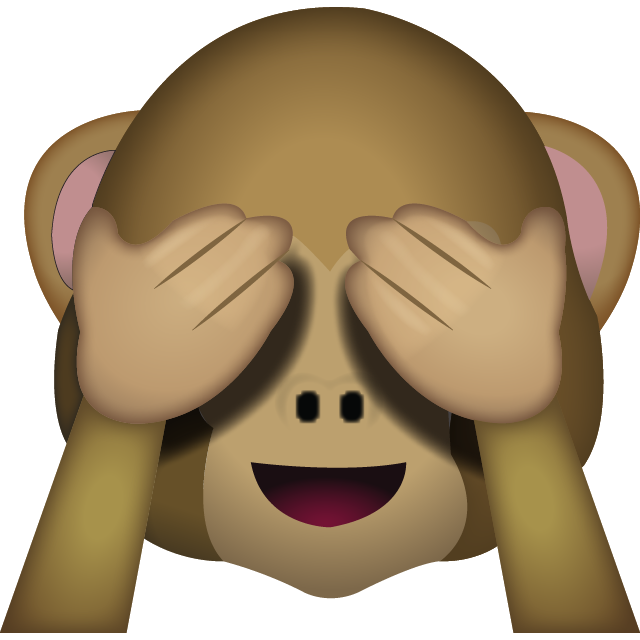 Download See No Evil Monkey Emoji | Emoji Island