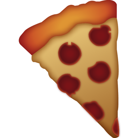 Download Pizza Emoji Icon For Free