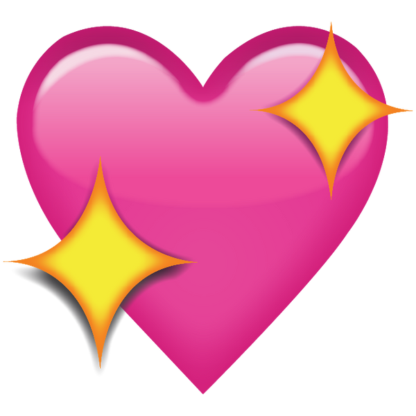 Image result for pink heart emoji
