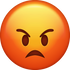 Download Super Angry Iphone Emoji Image
