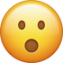 Download Super Surprised Iphone Emoji Image