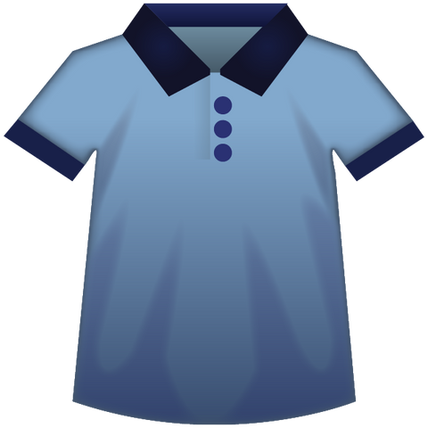 Download T-Shirt Emoji Icon