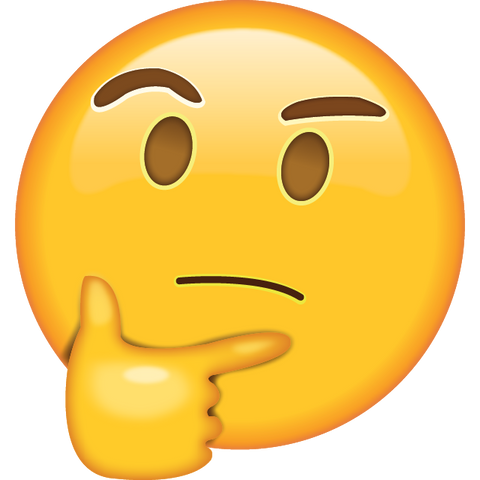 Image result for thinking emoji