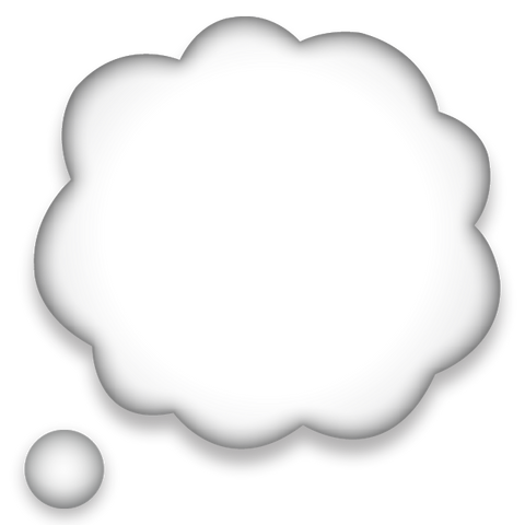 Download Thought Speech Bubble Emoji Icon