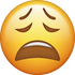Download Tired Iphone Emoji Image