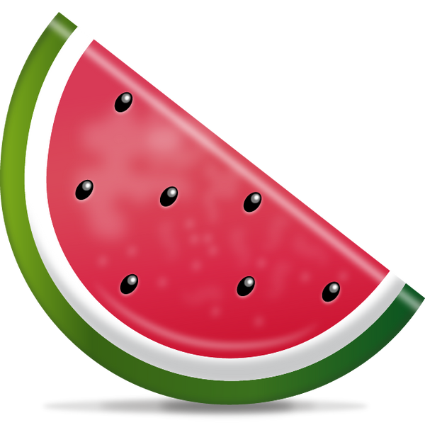 Download Watermelon Emoji | Emoji Island