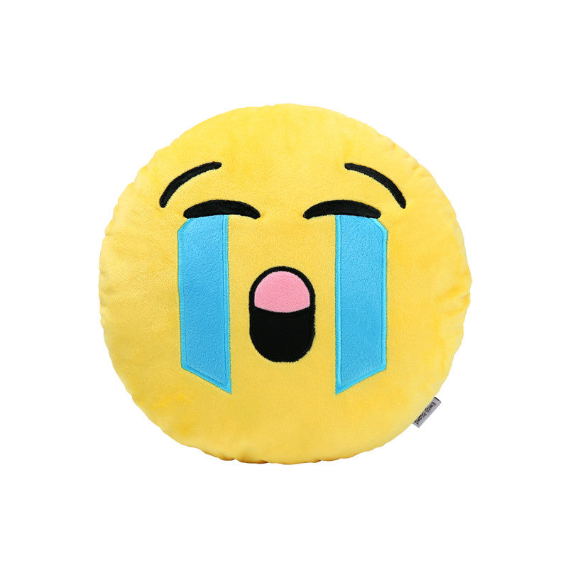 Cry Face Emoji Pillow - Emoji Shop