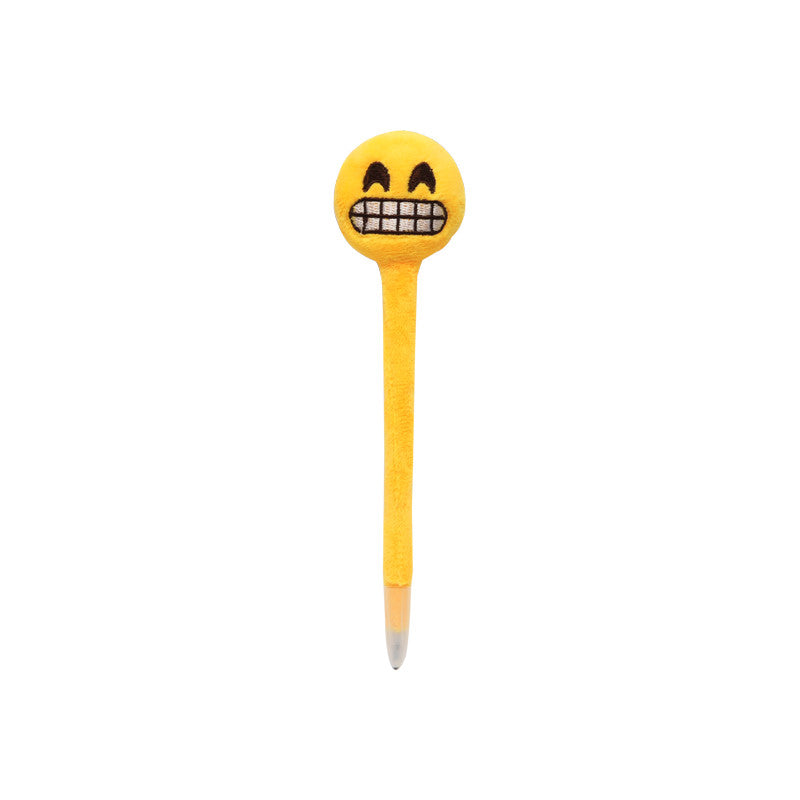 Smile emoji pen For Sale - Emoji Store