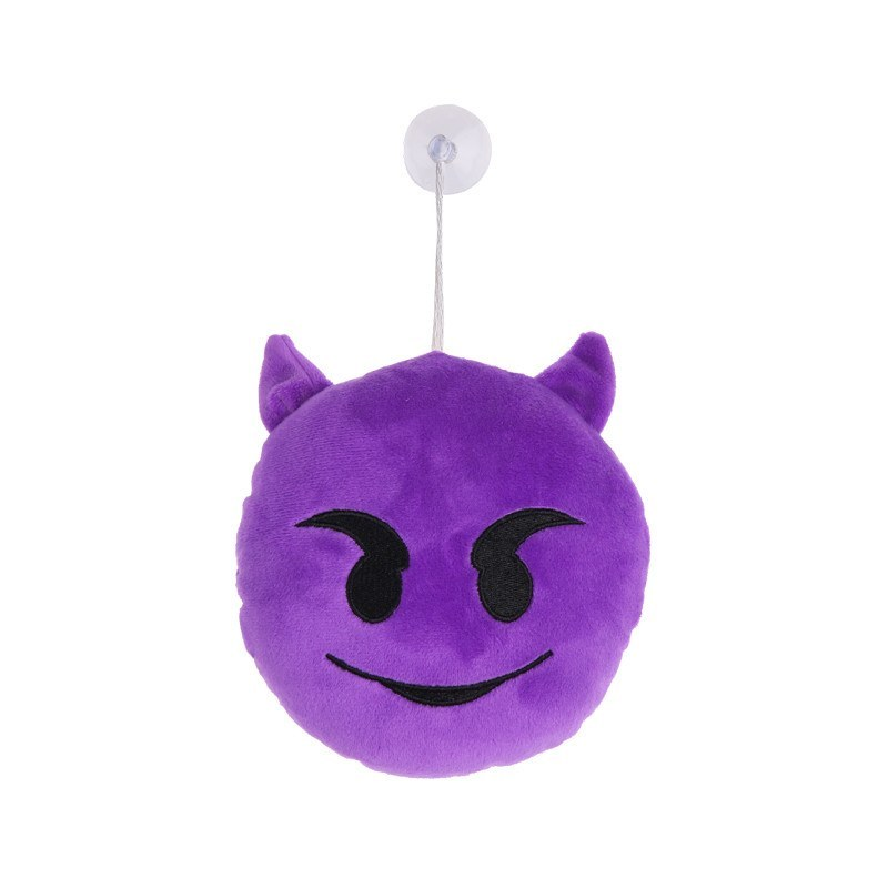 Devil Emoji Hanging Plushes - Emoji Shop