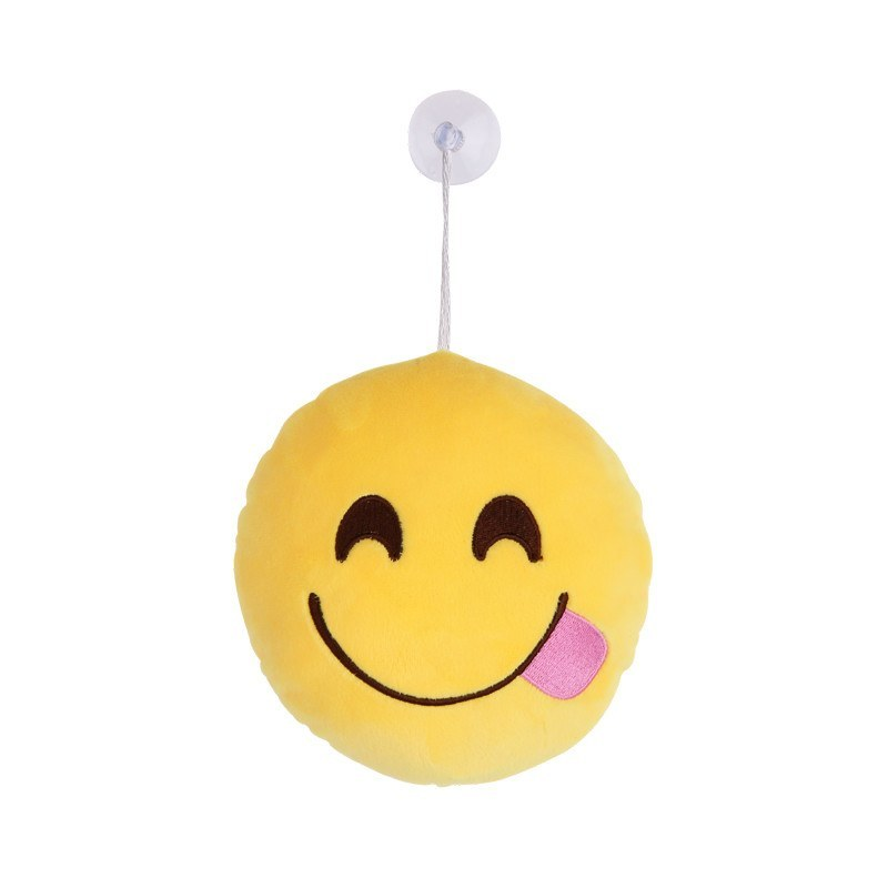 Happy Emoji Hanging Plushes - Emoji Shop