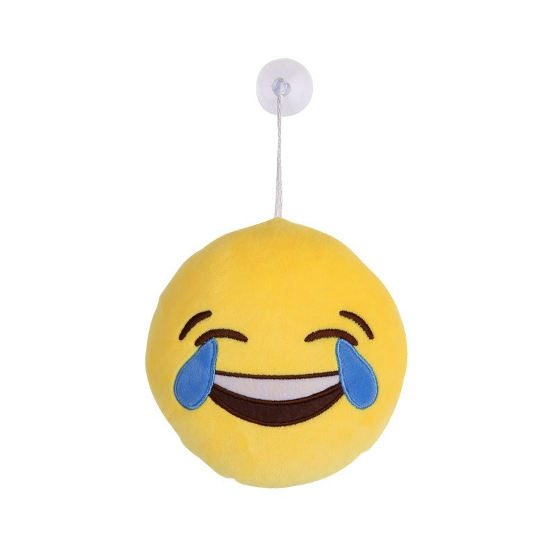 Tears of joy Emoji Hanging Plushes - Emoji Shop