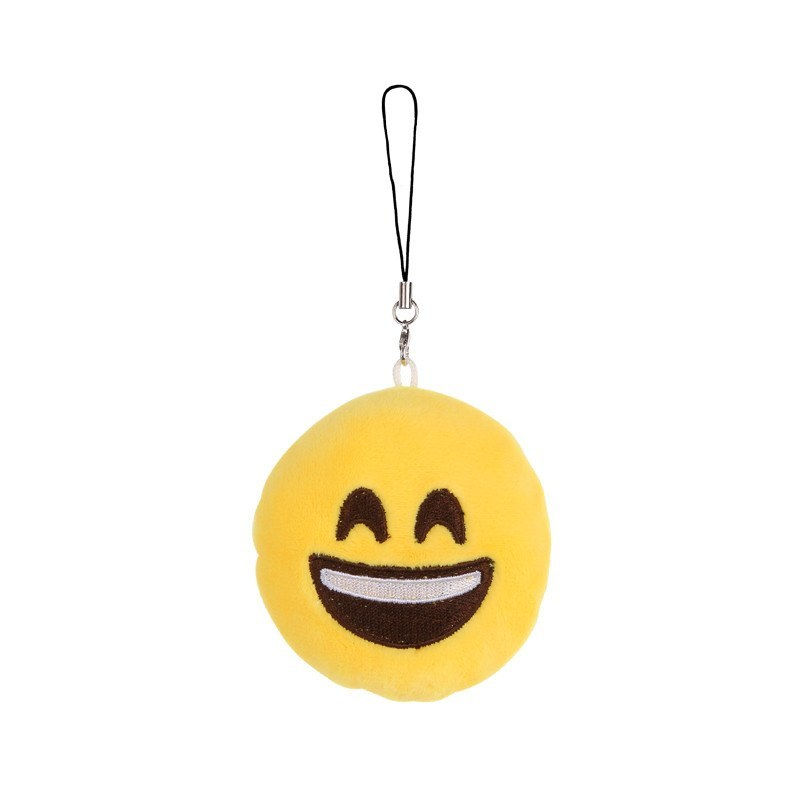 Happy Emoji Keychains - Emoji Shop