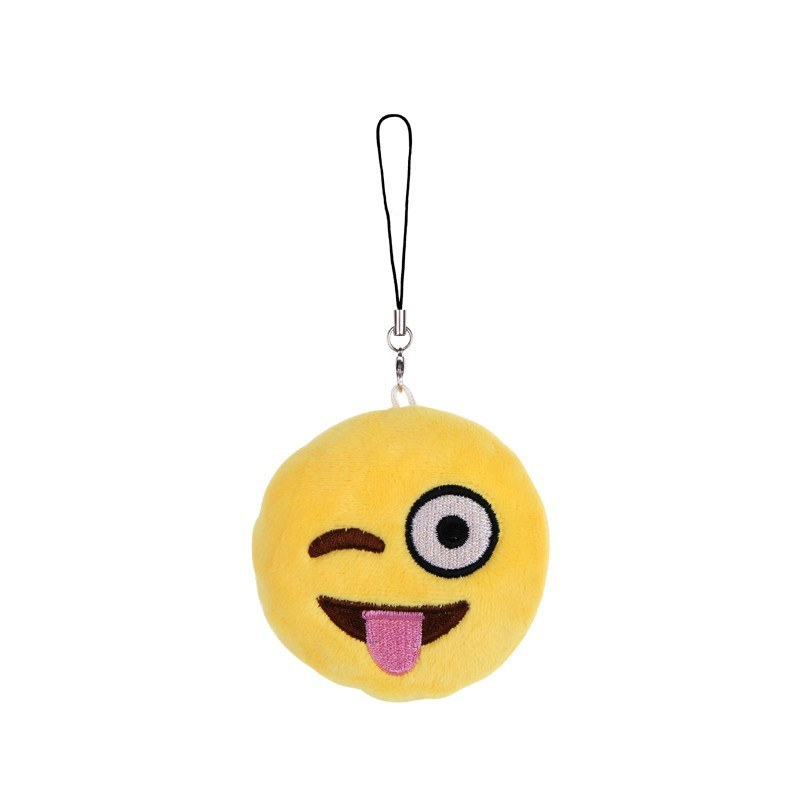 Tongue Out Keychain