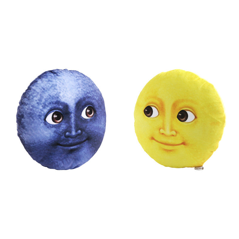 Moon Emoji Pillows - Emoji Store