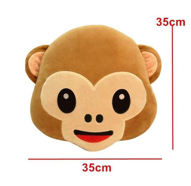 monkey test pillow
