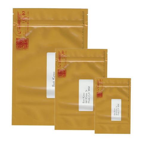 Envelope Smell Proof Baggies