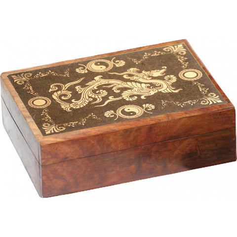 Dragon Wooden Box