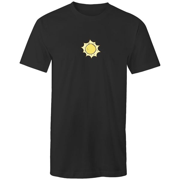 Men's Cool Long Styled Sunny T-shirt - The Hippie House
