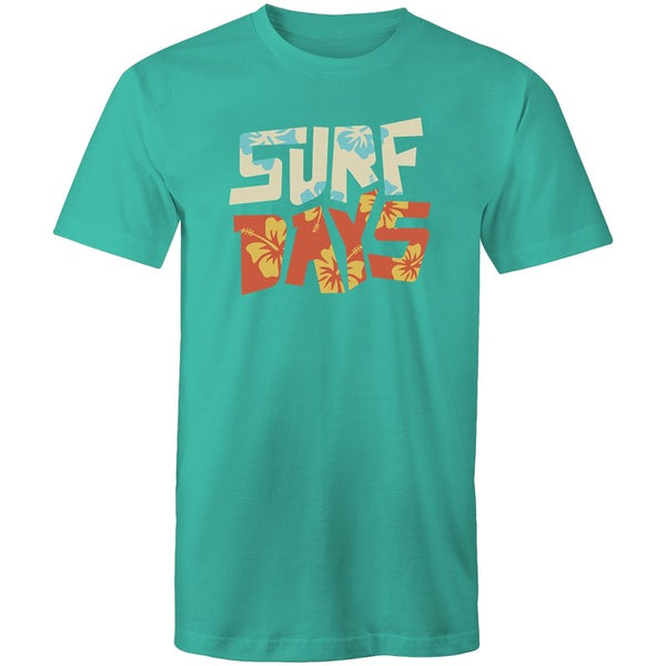 Men's Surf Days T-shirt - The Hippie House
