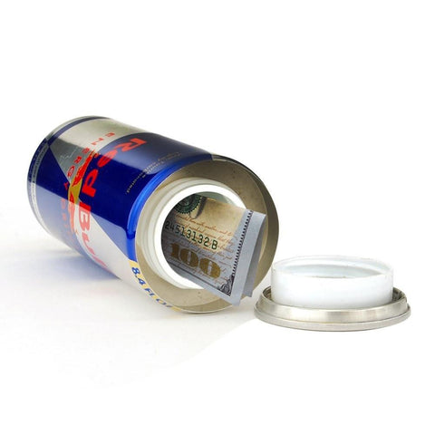 Red Bull Energy Drink Security Container - 16oz - The Hippie House