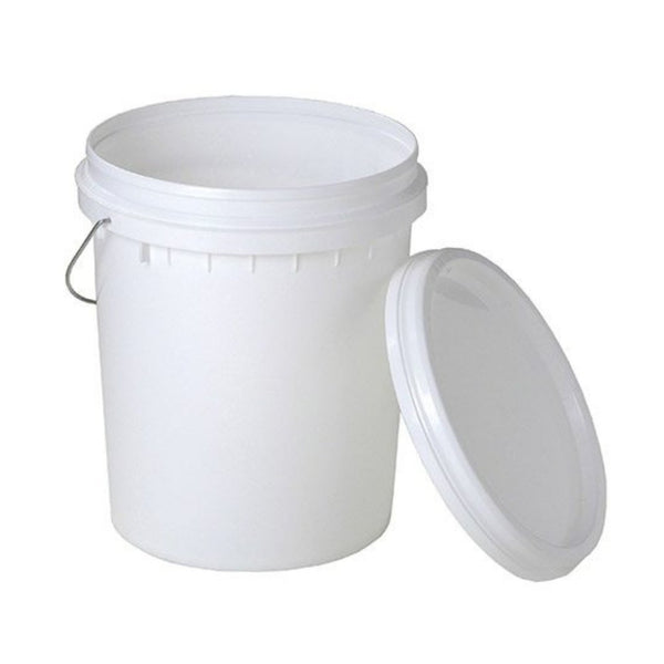 20L Bucket With Lid - The Hippie House