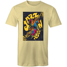 Men's Jazz Night T-shirt - The Hippie House