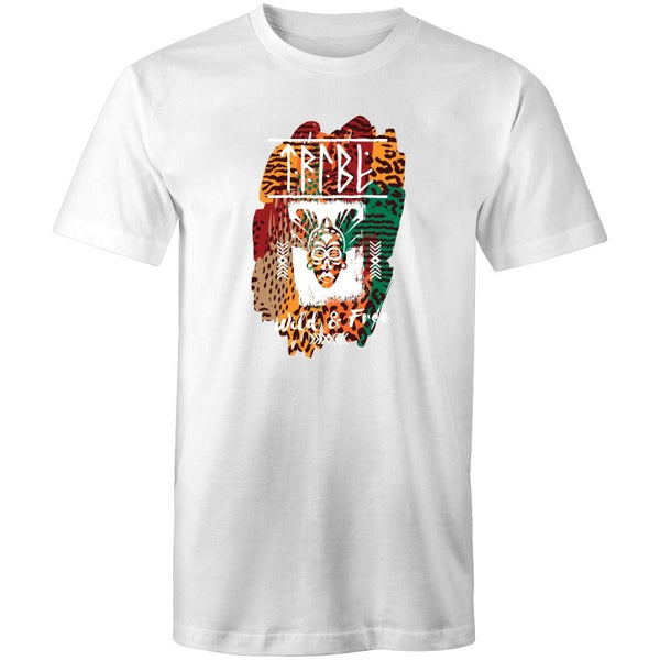 Men's Wild And Free Tribe T-shirt - The Hippie House