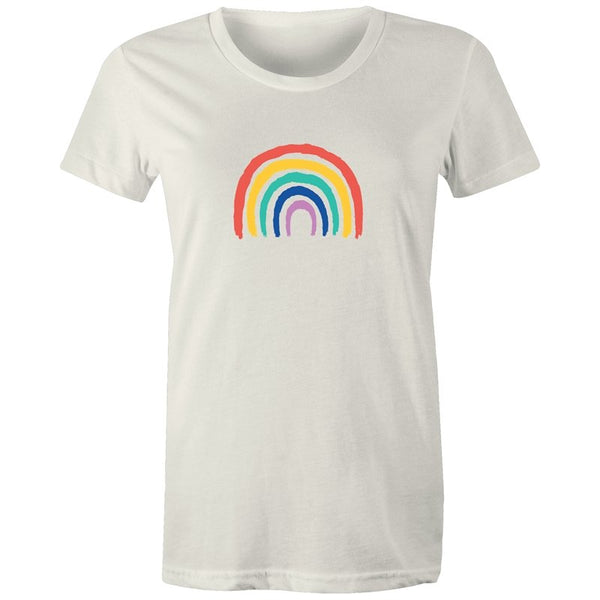 Women's Rainbow T-shirt - The Hippie House