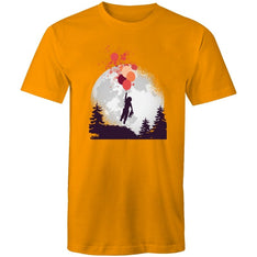 Men's Floating Boy T-shirt - The Hippie House