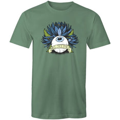 Men's All Seeing Eye Lotus T-shirt - The Hippie House