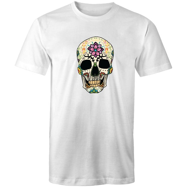 Men's Sugar Skull T-shirt - The Hippie House
