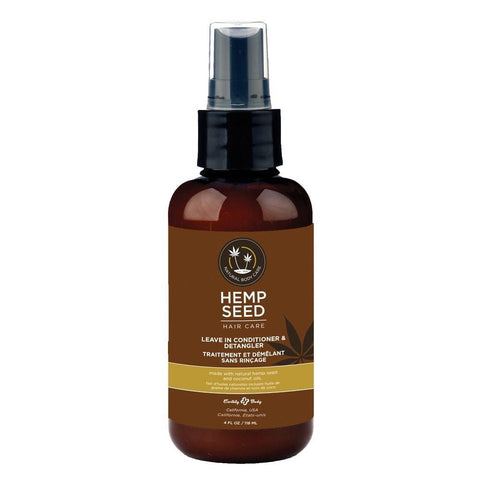Earthly Body Hemp Seed Leave-in Conditioner - The Hippie House