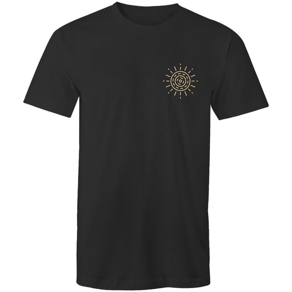 Men's Pocket Sun T-shirt - The Hippie House