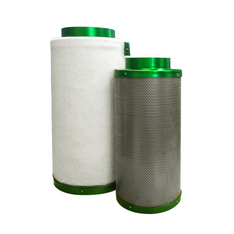 5 Inch Filtaroo Carbon Filter - 125 X 300mm - The Hippie House