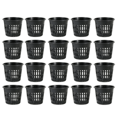 5 Inch Mesh Net Pot - Pack Of 20 - The Hippie House