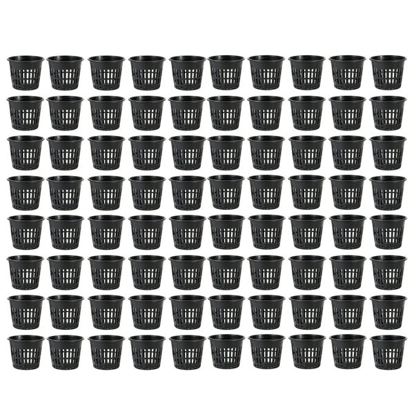 5 Inch Mesh Net Pot - Pack Of 80 - The Hippie House