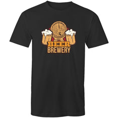 Men's The Beer Brewery T-shirt - The Hippie House