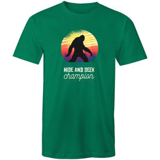 Men's Hide And Seek Champion T-shirt - The Hippie House