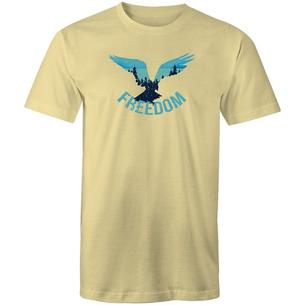 Men's Freedom Flight T-shirt - The Hippie House