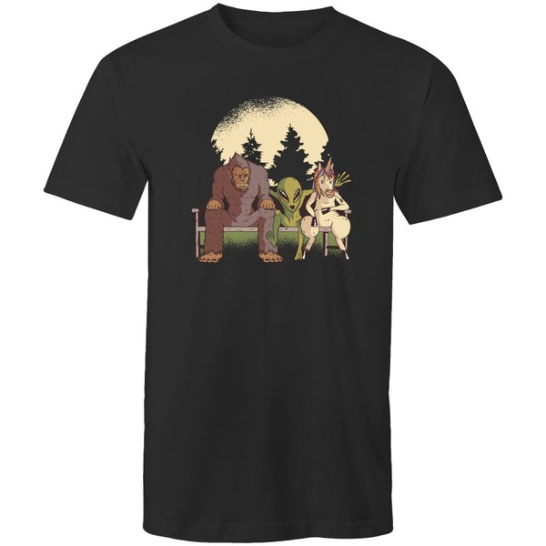 Men's Magical Creature T-shirt - The Hippie House