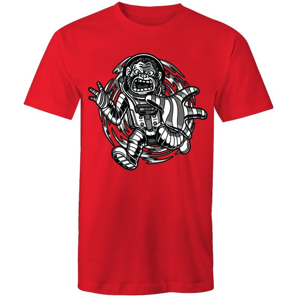 Men's Crazy Ape Graphic T-shirt - The Hippie House